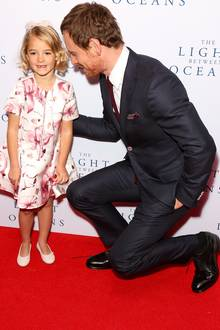Michael Fassbender, Florence Clery