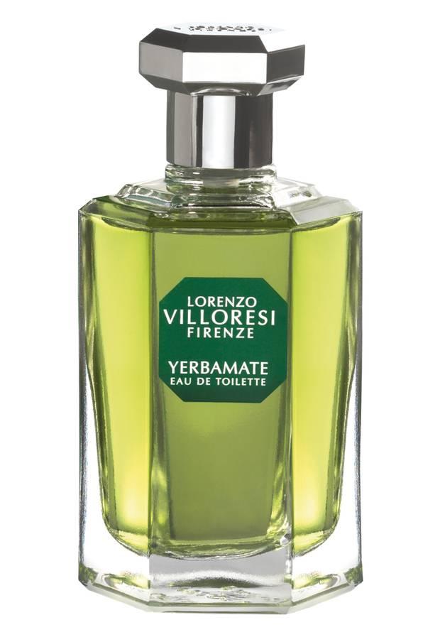 """Wald und Wiese: """"Yerbamate"""" von Lorenzo Villoresi erinnert an einen Waldspaziergang in Italien. Mit Minze, Estragon, Lavendel, Eichenmoos und grünem Tee. EdT, 50 ml,  ca. 76 Euro"""