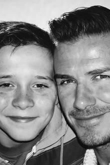 Mit diesem emotionalen Post auf Instagram gratuliert David Beckham seinem ältesten Sprössling zum 17. Geburtstag.