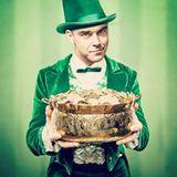 st. patrick's day, grün, feiertag, feierlichkeiten, so feiern die stars, robbie williams