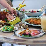Haylie Duff gibt auf ihrer Seite www.realgirlskitchen.com Tipps für ein gelungenes Oster-Festmahl.