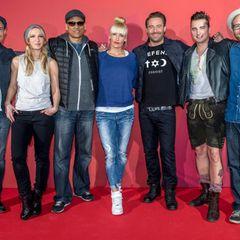 """2014 steht Roger Cicero gemeinsam mit Sandra Nasic, Xavier Naidoo, Sarah Connor, Sasha, Anderas Gabalier und Gregor Meyle für die erste Staffel """"Sing meinen Song - das Tauschkonzert"""" vor der Kamera. Das TV-Format läuft sehr erfolgreich."""