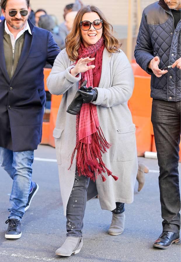 Fashion-Looks: Der Style von Melissa McCarthy