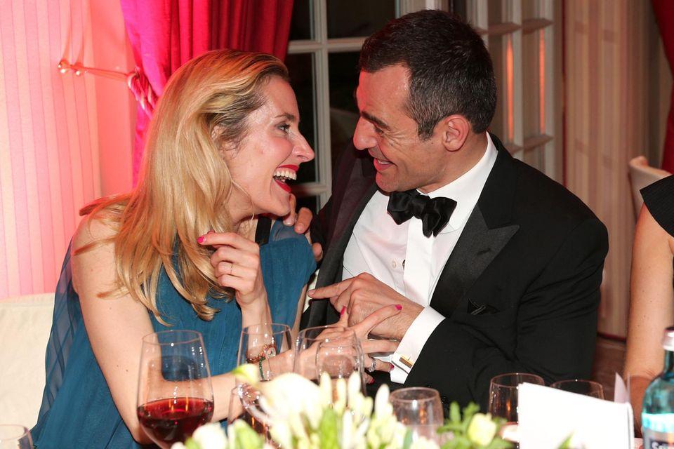 Caroline und Erol Sander