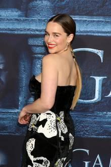 "Emilia Clarke (""Daenerys Targaryen"")"