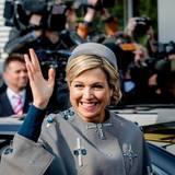 Tag 2  Willkommen in Erlangen, Königin Máxima!