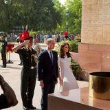 Tag 2  Dort halten William und Catherine inne ...