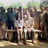Tag 4  Heute steht ein Besuch des Kaziranga National Parks auf dem Programm.