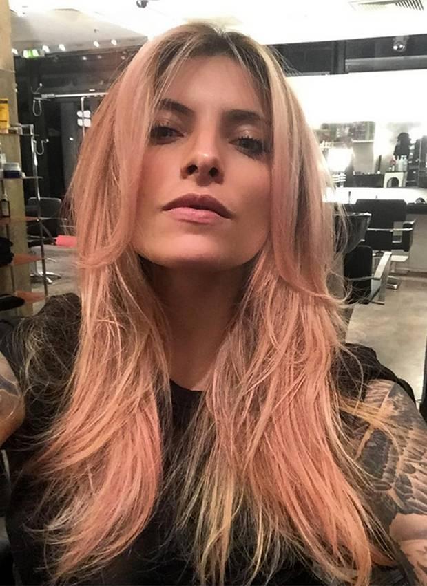 Star Frisuren Die Looks Von Sophia Thomalla S 12 Gala De