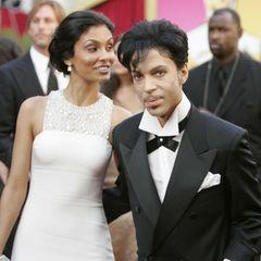 Mit seiner zweiten Ehefrau Manuela Testolini war Prince von 2001 bis 2006 verheiratet. Hier besuchen sie die Oscarverleihung ein Jahr vor der Scheidung.