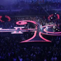 Die Halbzeitshow des Super Bowls 2007 stand ganz in Prince' Zeichen.
