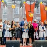 Die große Abschlussfeier findet am Broerenkerkplein statt.