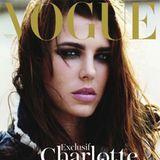 """2011: Charlotte Casiraghi auf der September-Ausgabe der französischen """"Vogue""""."""