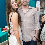 """3. August 2014: Megan Fox kommt mit ihrem Mann Brian Austin Green zur Premiere von """"Teenage Mutant Ninja Turtles"""" in Los Angeles."""