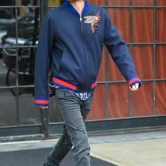 Met Gala 2016: Jared Leto hingegen bleibt noch in New York und gönnt sich am Morgen nach der Met Gala erstmal einen Undercover-Spaziergang.