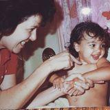 Kim Kardashian erinnert sich an ihre Oma.