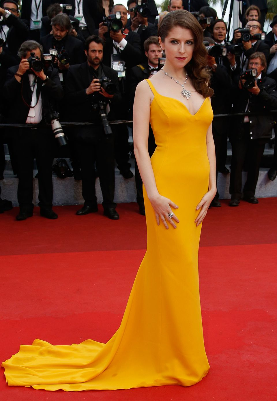anna kendrick in cannes