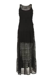 Sexy Einblicke: halbtransparentes Kleid von Guess, ca. 120 Euro