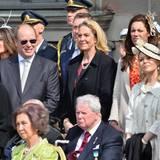 30. April 2016  Fürst Albert von Monaco