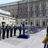 30. April 2016  Große Parade im Schlosshof