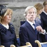 30. April 2016: Te Deum  Leopold von Bayern mit seiner Frau Ursula
