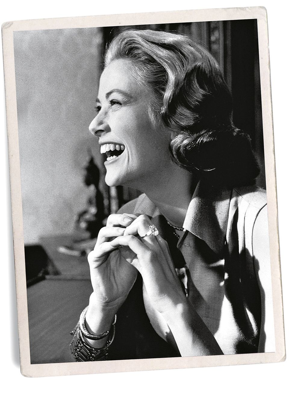 Verlobungsring der Extraklasse: Mit diesem Diamant-Ring von Cartier hielt Fürst Rainier von Monaco um die Hand von Grace Kelly an.