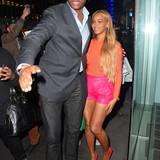 Um an Beyoncé ranzukommen, muss man erst an diesem Riesen vorbei und der macht es einem sicher nicht ganz einfach.