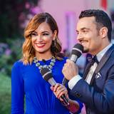 Jana Ina und Giovanni Zarrella führen als Moderatoren durch das große Live-Spektakel.