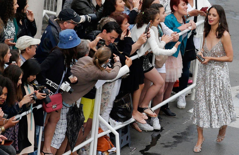 """Bérénice Bejo kommt zur Premiere von """"The BFG""""."""