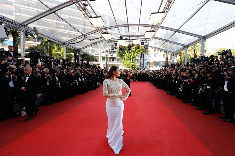 Großartige Aufnahme! Eva Longoria weiß wie sie sich in Szene setzt.
