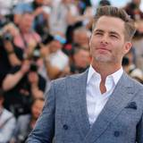 "Chris Pine stellt den Film ""Hell or High Water"" vor."