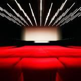 In diesen tollen Kinosälen werden die diesjährigen Filme gezeigt.
