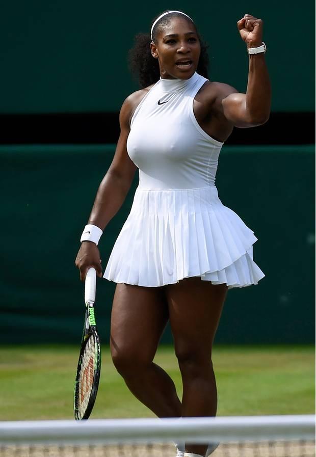 Serena Williams Fashion Show