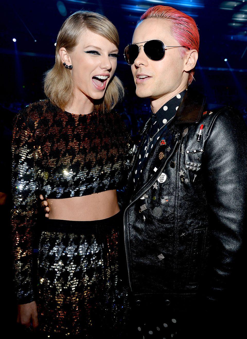 Taylor Swift und Jared Leto