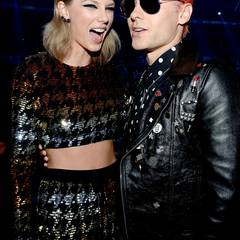 Taylor Swift und Jared Leto