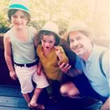 """Rachel Zoe kann sich ein Leben ohne ihre drei """"Jungs"""" gar nicht mehr vorstellen."""