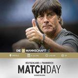 Matchday! Jogi Löw und seine Mannschaft müssen im Halbfinale gegen die Gastgeber aus Frankreich ran.