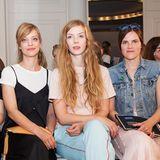 Malaikaraiss' illustre Frontrow u.a. mit Heike Makatsch, Pheline Roggan und Fritzi Haberlandt
