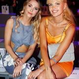 Sophia Hermann und Bonnie Strange sind Frontrow-Gäste bei Riani