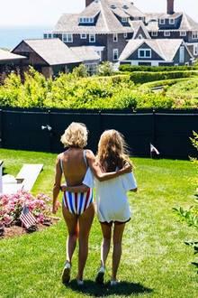 Taylor Swift und Cara Delevingne
