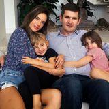 14. August 2016   Ein Tag mit Opa: Alessandra Ambrosio dankt ihrem Vater und Großvater ihrer Kinder Anja und Noah für alles mit diesem schönen Foto. Alle kuscheln und genießen den Augenblick.