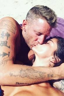 12. August 2016  Allen Trennungsgerüchten zum Trotz hat Shermine Shahrivar jetzt wieder ein Liebesselfie mit Lapo Elkann gepostet.