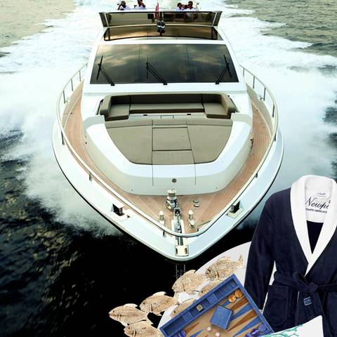Jacht-Feeling