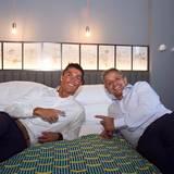 """Sein Hotel: Cristiano Ronaldo sorgt bereits für seine Zukunft und eröffnet das """"Pestana CR7 Hotel""""."""