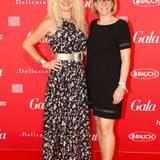 Klara Ahlers und Katrin Möller von Laverana feiern mit GALA den Fashion Brunch 2016.