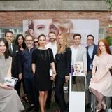 Das Team von La Biosthétique, Styling-Partner vom GALA Fashion Brunch, begeiserte die Gäste mit tollen Stylings und hochwertigen Produkten.