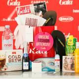 Eindeutig ein Hightlight beim GALA Fashion Brunch: die reichhaltige Goodie-Bag mit tollen Produkten unserer Partner