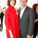Marianne Radel und Jens Rempp (The Swatch Group) durften beim Fashion Brunch natürlich nicht fehlen.