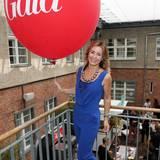 Auch Moderatorin Bettina Cramer ließ sich den GALA Fashion Brunch nicht entgehen.