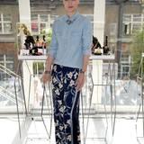 Model Franziska Knuppe ließ sich vom tollen Schmuck des Labels Cadenzza betören.